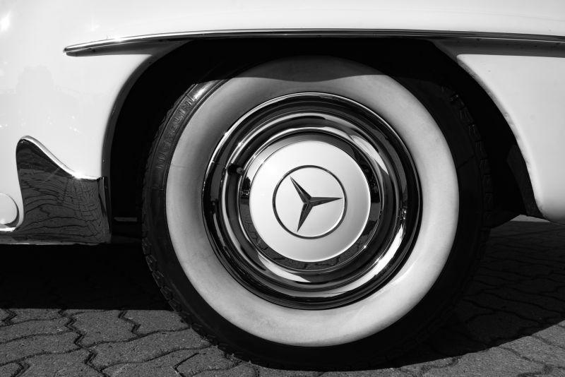 1959 Mercedes-Benz 190 SL 82296