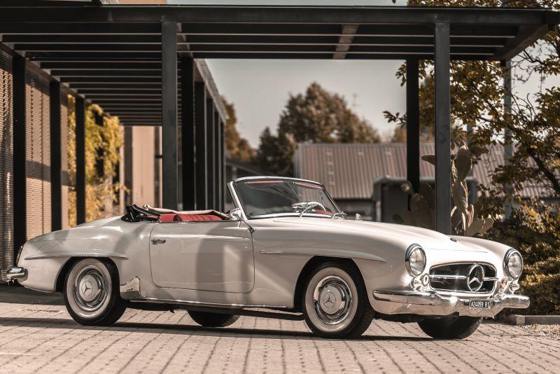 1959 Mercedes-Benz 190 SL 82283