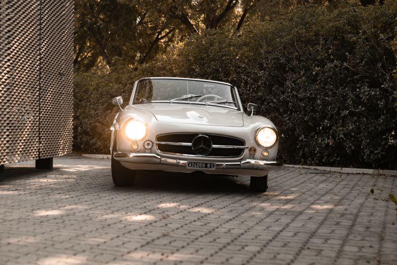 1959 Mercedes-Benz 190 SL 82338