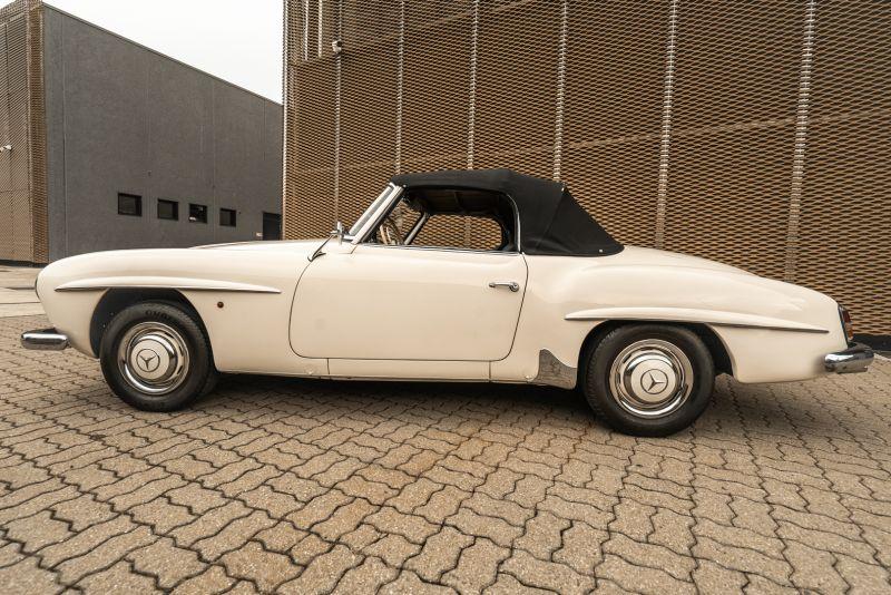 1958 Mercedes-Benz 190 SL 73820