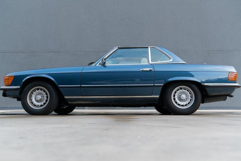 1972 Mercedes-Benz SL 350 78103