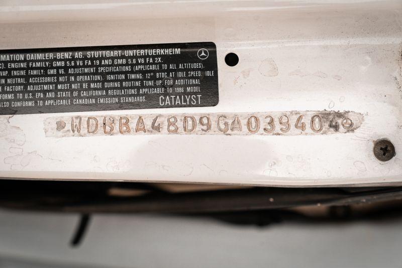 1985 Mercedes-Benz SL 560 77079