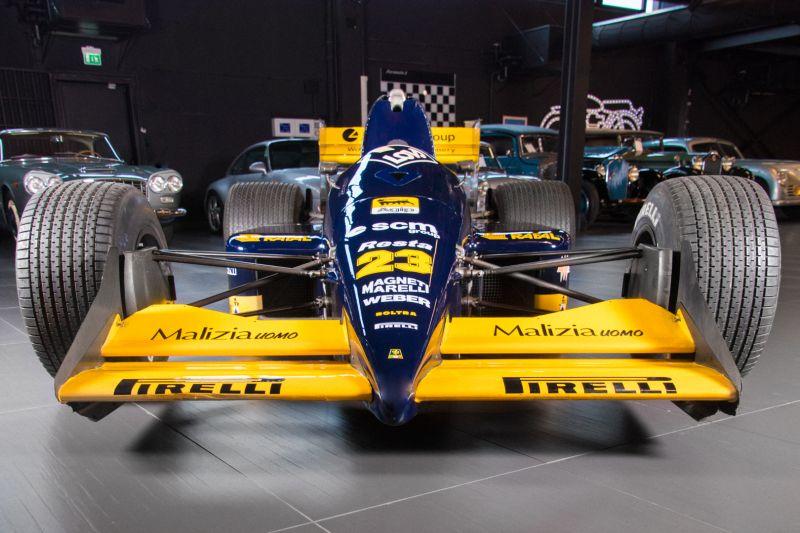 1988 Minardi F1 20153