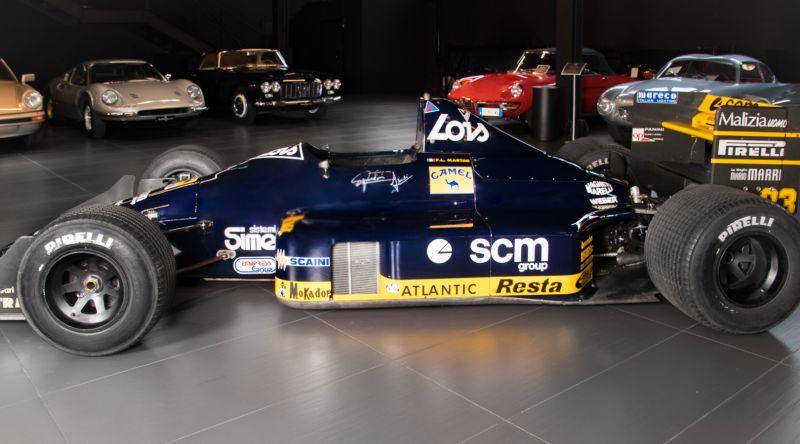 1988 Minardi F1 20152
