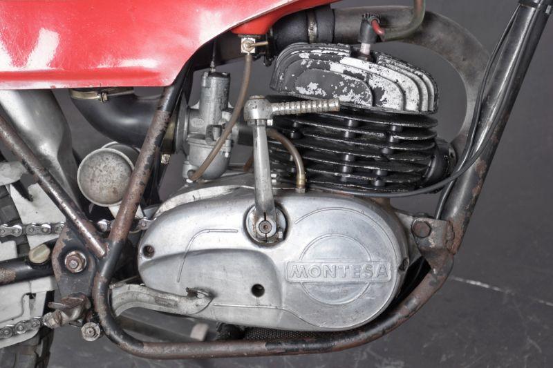 1976 Montesa cota 247t 40172