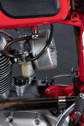 1970 Moto Morini Corsaro Regolarità 125 75911