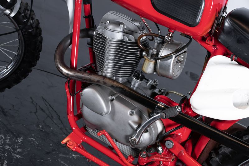 1970 Moto Morini Corsaro Regolarità 125 75905