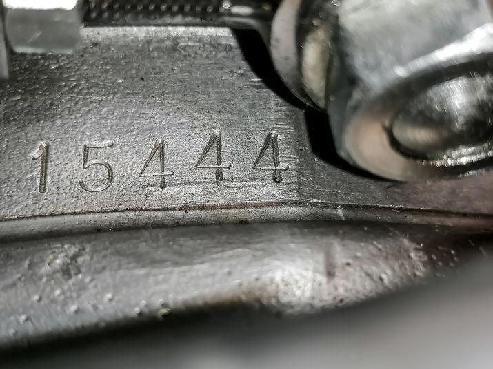 1971 Norton Commando 750 PR 72912
