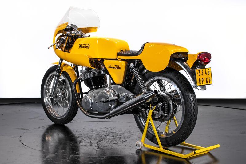1971 Norton Commando 750 PR 72896