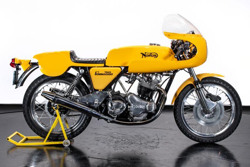 1971 Norton Commando 750 PR 72898