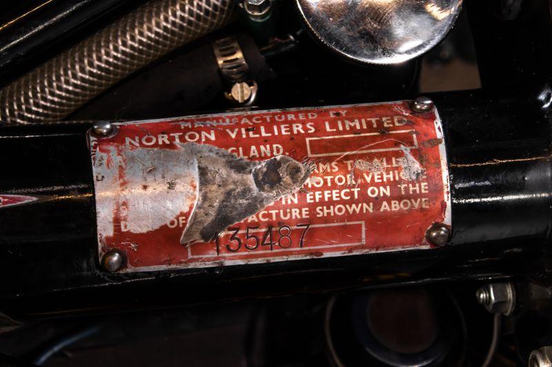 1971 Norton Commando 750 PR 72947