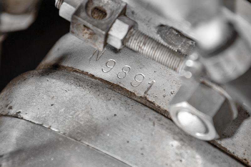1959 Norton Manx Race 42138