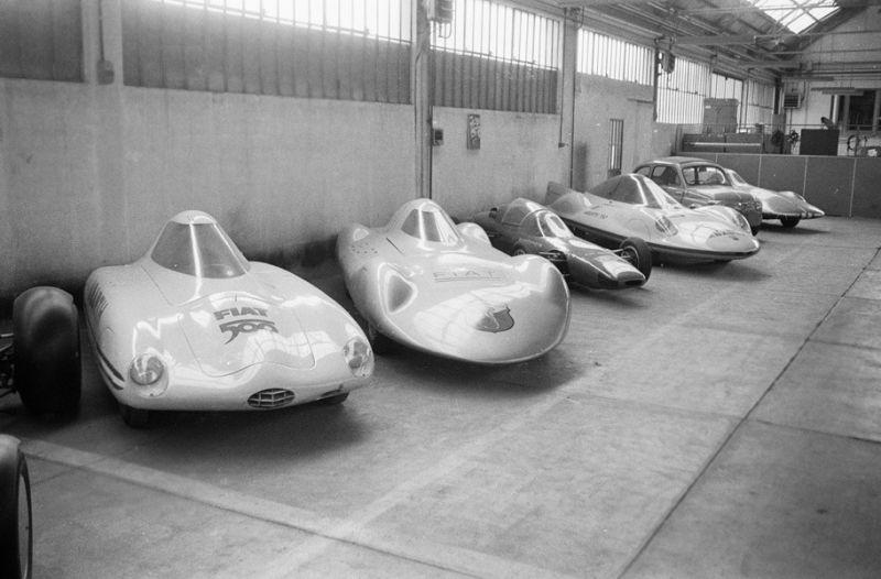 1968 Abarth 1000 SP sport prototipo 23718