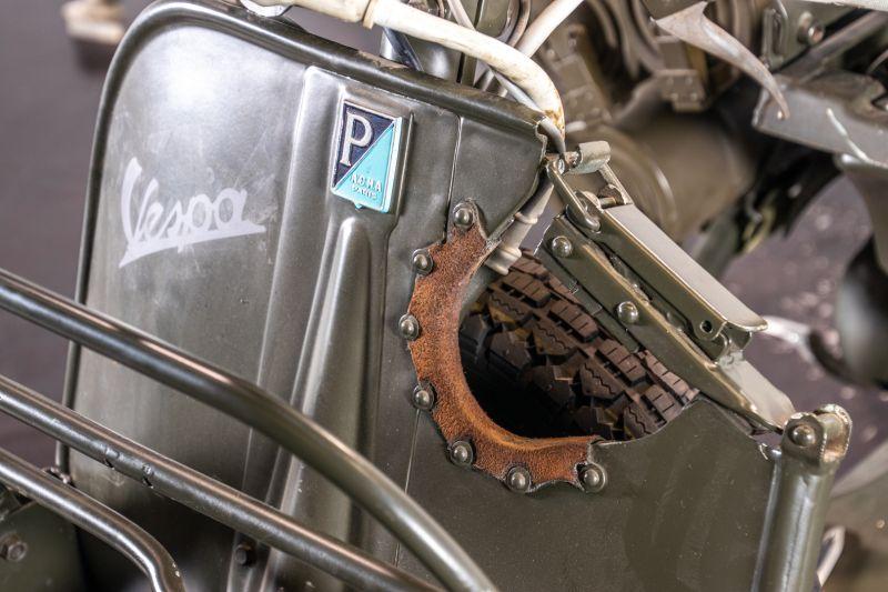 1956 Piaggio Vespa 150 TAP Militare 35229