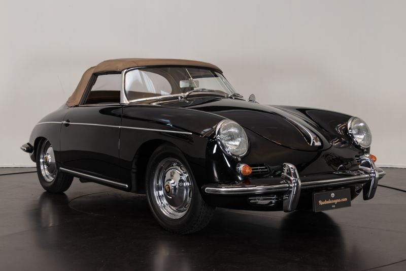 1960 Porsche 356 B (T5) Roadster 14238