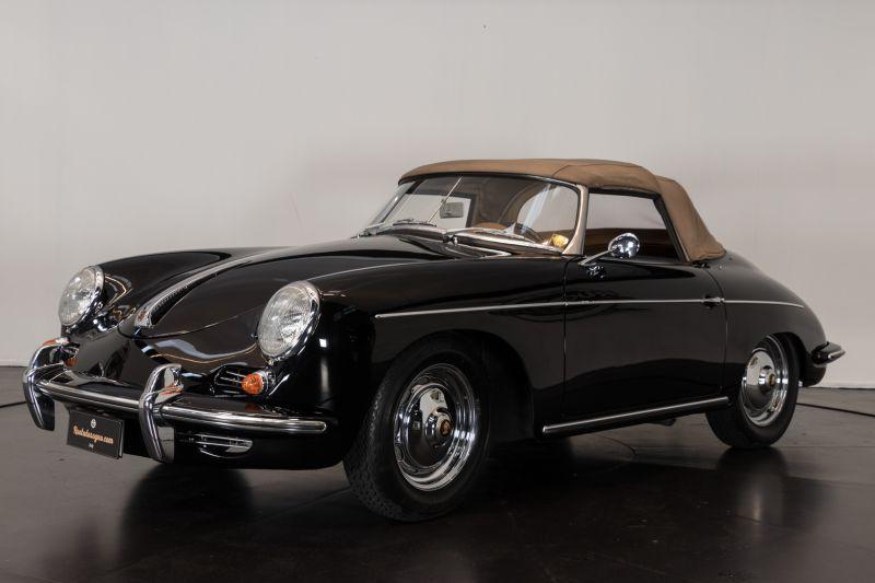 1960 Porsche 356 B (T5) Roadster 14233
