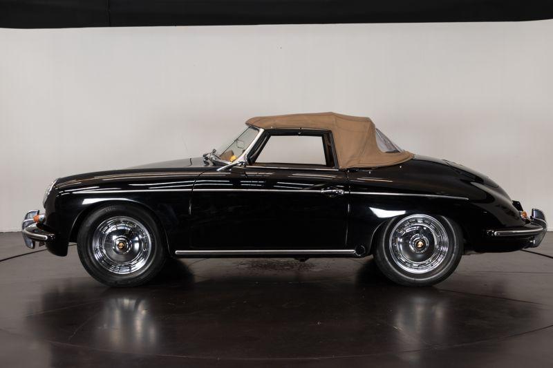 1960 Porsche 356 B (T5) Roadster 14230