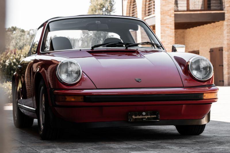 1974 Porsche 911 S 2.7 Targa 69621
