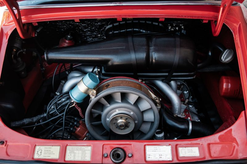 1974 Porsche 911 S 2.7 Targa 69657