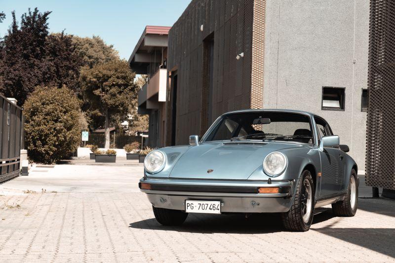 1979 Porsche 911 SC Coupè 76160