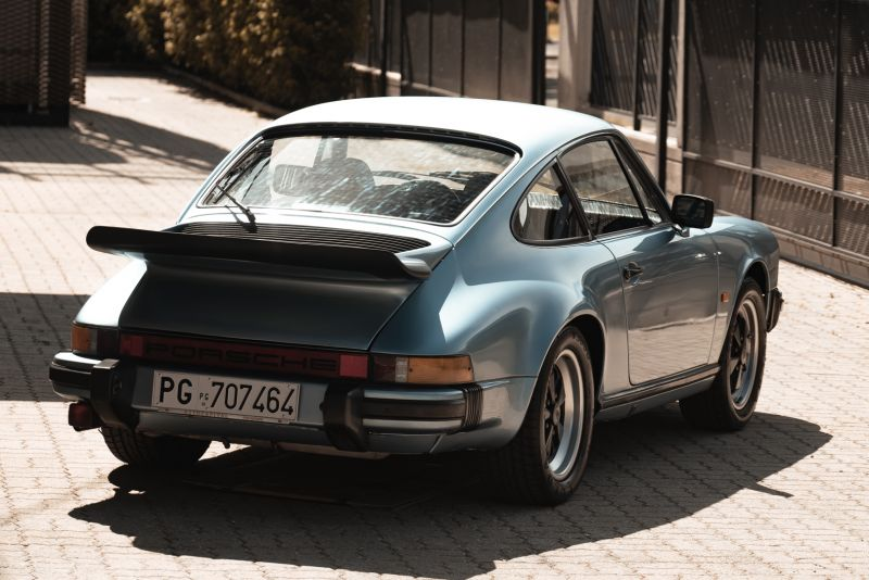 1979 Porsche 911 SC Coupè 76165