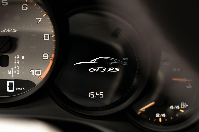 2016 Porsche 911 GT3 RS 78460