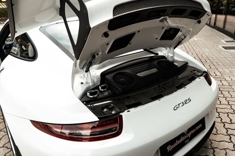 2016 Porsche 911 GT3 RS 78487