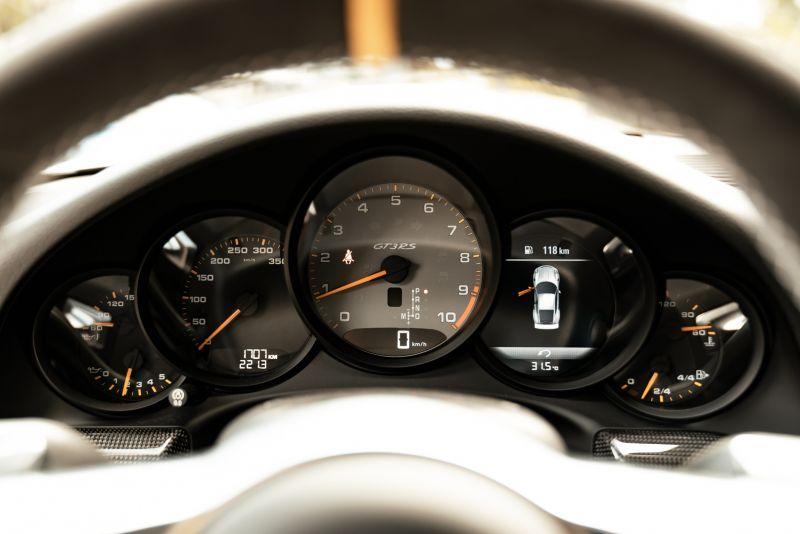 2016 Porsche 911 GT3 RS 78461