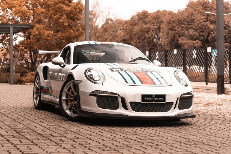 2016 Porsche 911 GT3 RS 78413