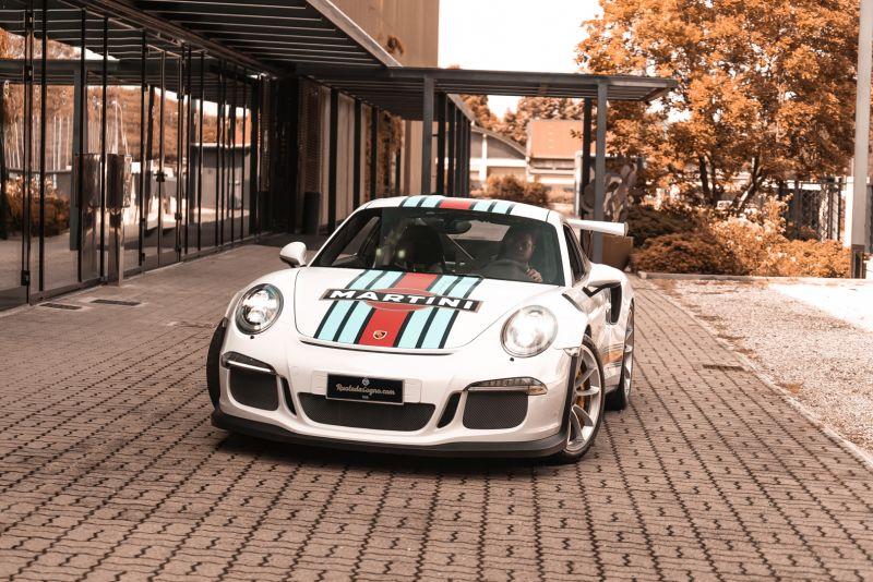 2016 Porsche 911 GT3 RS 78432