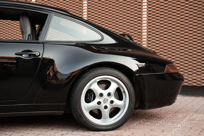 1994 Porsche 993 Carrera 3.6 78681