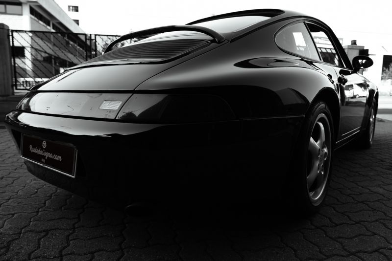 1994 Porsche 993 Carrera 3.6 78676