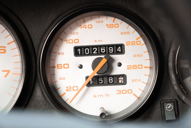 1994 Porsche 993 Carrera 3.6 78687