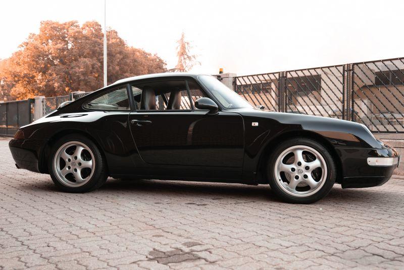 1994 Porsche 993 Carrera 3.6 78667
