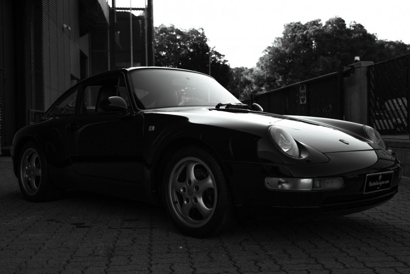 1994 Porsche 993 Carrera 3.6 78675