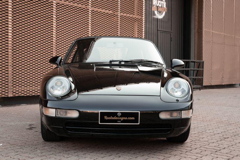 1994 Porsche 993 Carrera 3.6 78665