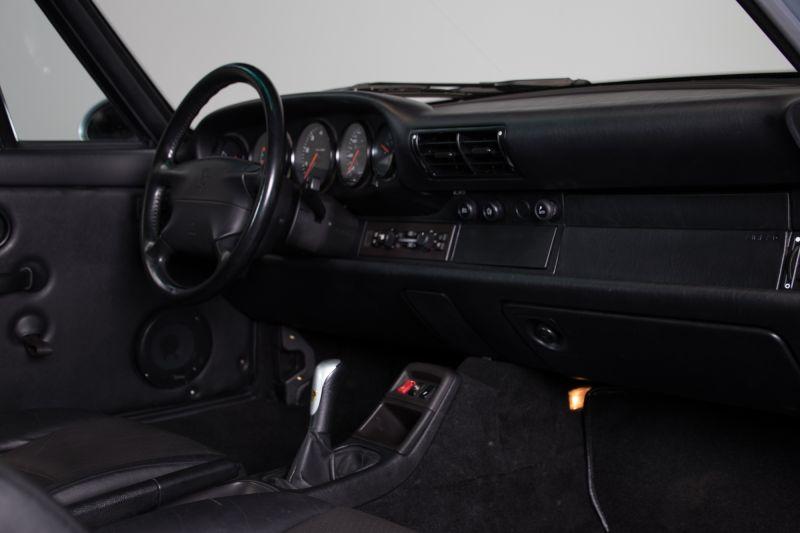 1995 Porsche 993 Carrera RS 4863