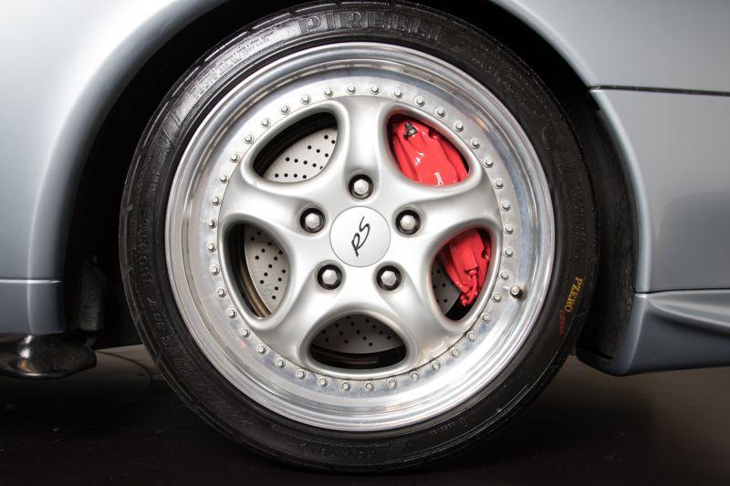 1995 Porsche 993 Carrera RS 4860