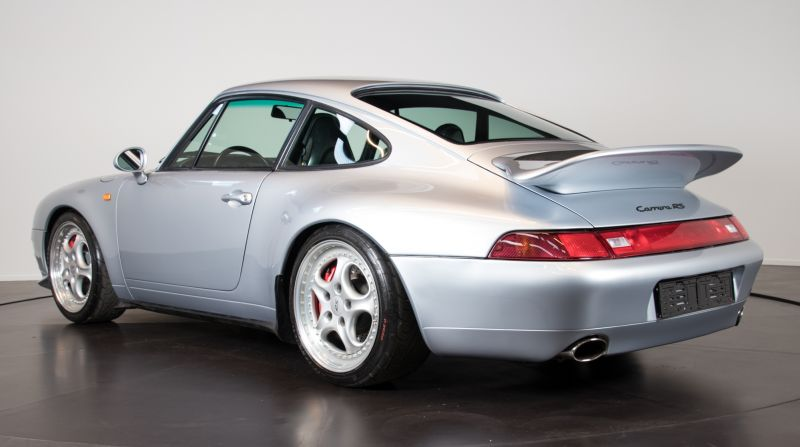 1995 Porsche 993 Carrera RS 4855