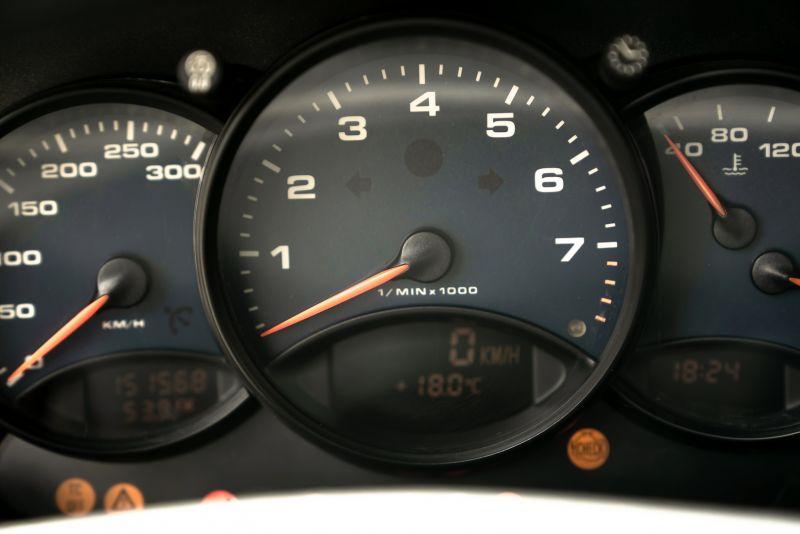 1999 Porsche 996 Carrera Coupè 69253