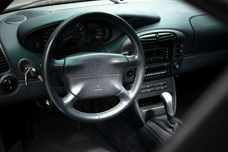 1999 Porsche 996 Carrera Coupè 69250