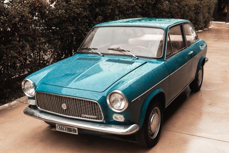 1968 Autobianchi Primula Coupé S 81070