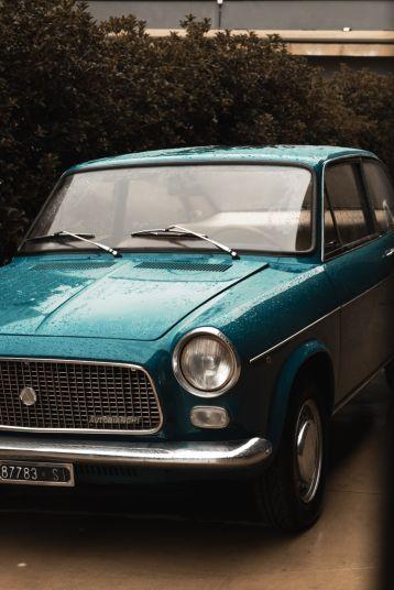 1968 Autobianchi Primula Coupé S 81072