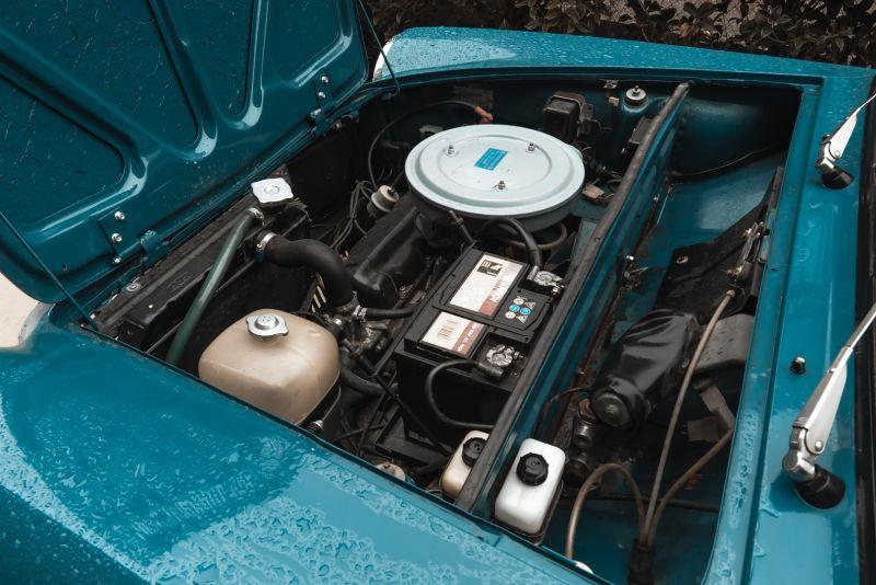 1968 Autobianchi Primula Coupé S 81096