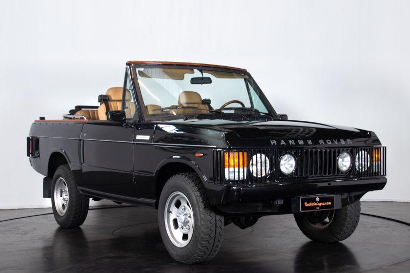 "1979 Range Rover II° serie Cabriolet ""Pavesi""  22909"