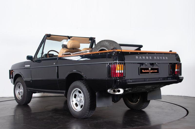 "1979 Range Rover II° serie Cabriolet ""Pavesi""  22913"