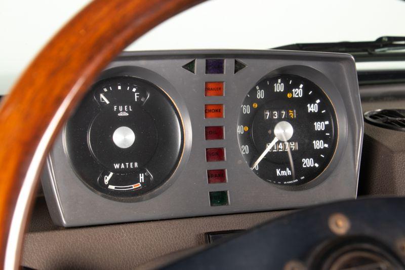 "1979 Range Rover II° serie Cabriolet ""Pavesi""  22919"