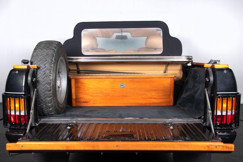 "1979 Range Rover II° serie Cabriolet ""Pavesi""  22896"