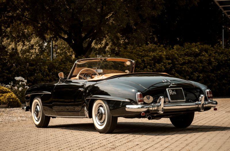 1961 Mercedes-Benz 190 SL 73846