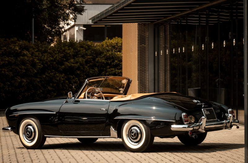 1961 Mercedes-Benz 190 SL 73850